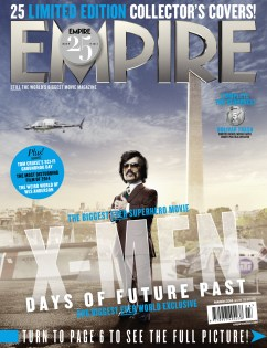 X-Men DOFP Empire cover - Bolivar Trask