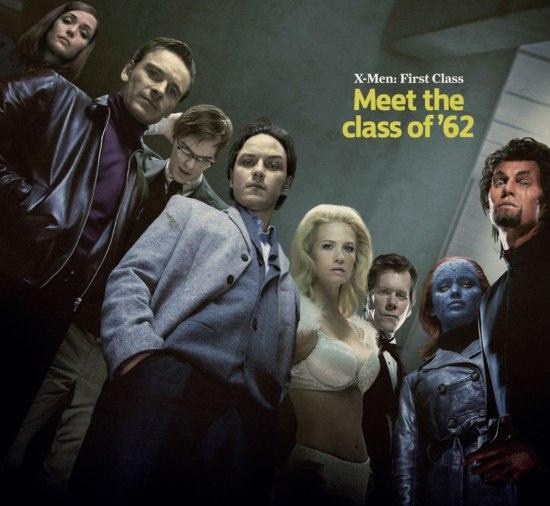 X-Men First Class - CastImage2