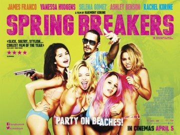 Two UK Posters for Spring Breakers