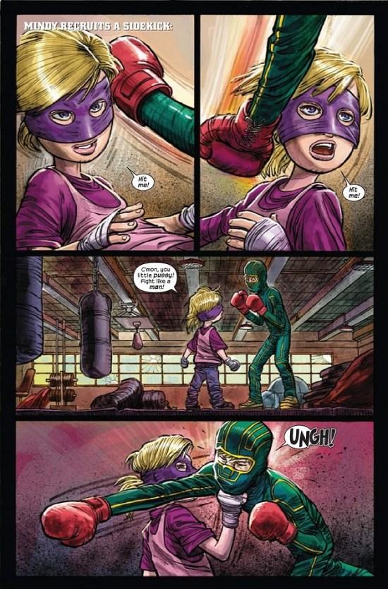 Kick-Ass 2 Page 6