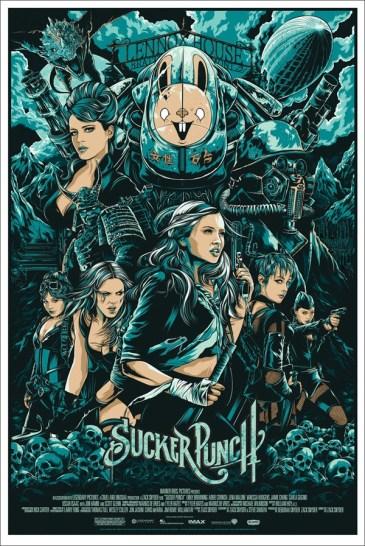 Ken Taylor's Sucker Punch Poster
