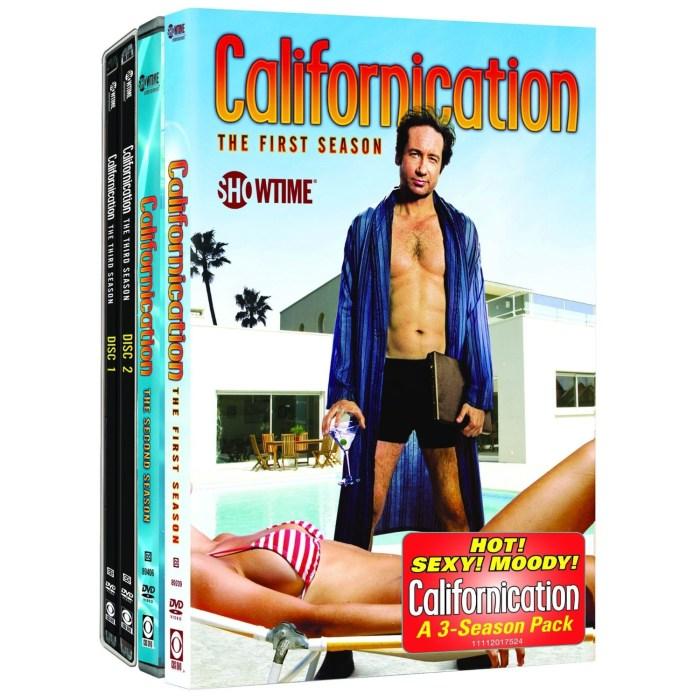 Californication Three Season Pack