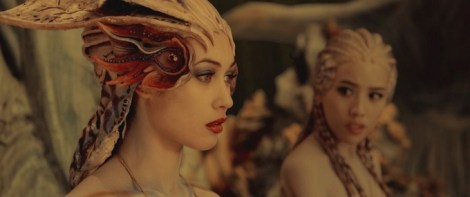 'Empires Of The Deep' Starring Olga Kurylenko