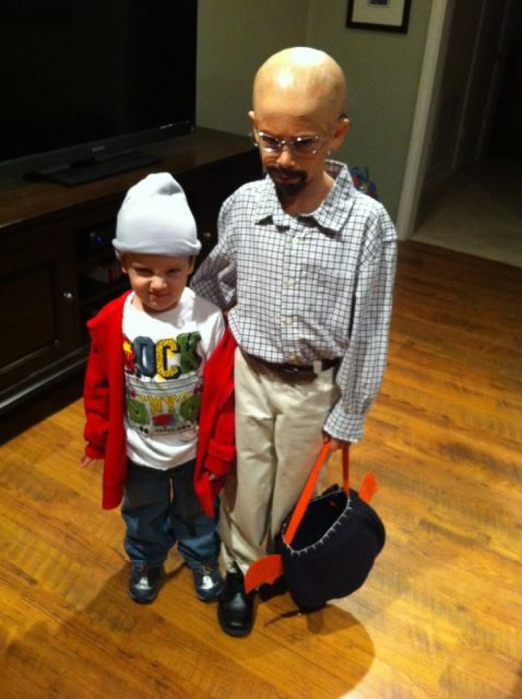 Dress Your Kids As Breaking Bad