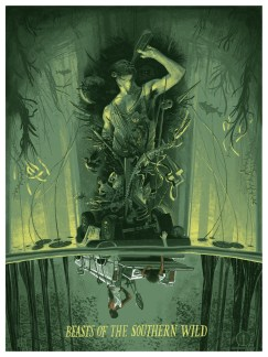 BEASTS OF THE SOUTHERN WILD by artist Rich Kelly