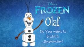 Frozen: Olaf! LEGO