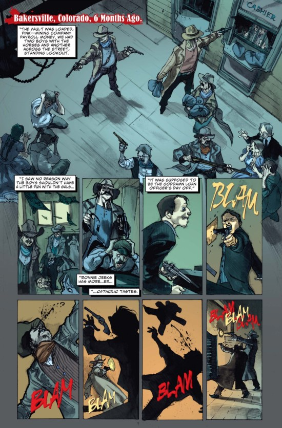 American Vampire comic book - Page 22