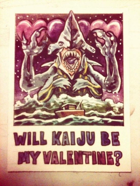 Pacific Rim Valentines
