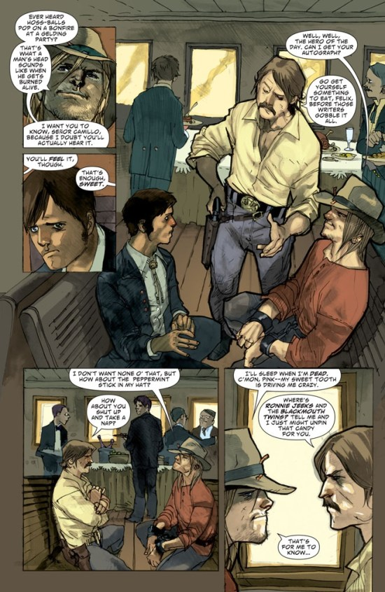 American Vampire comic book - Page 18