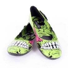 Zombie-Themed Flats