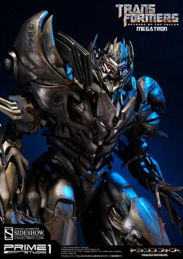 Megatron Statue