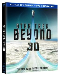 Star Trek beyond blu-ray