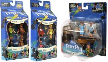 'Peter Pan' Minimates Collection