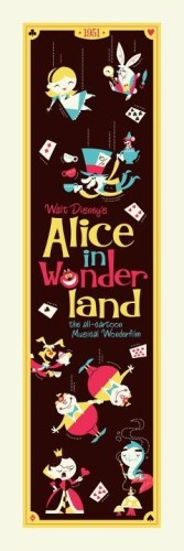 Dave Perillo's Alice in Wonderland