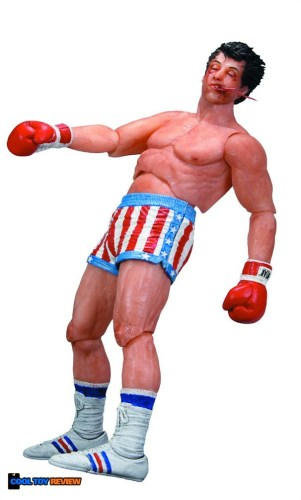 Rocky action figure