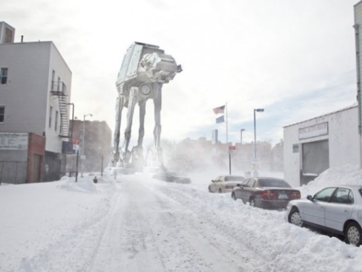 New York City Blizzard Hoth