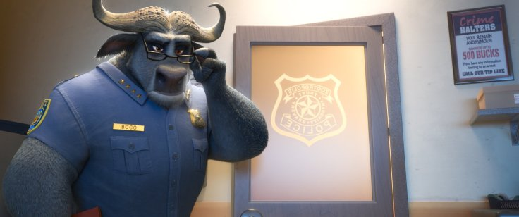 Zootopia - Chief Bogo (2)