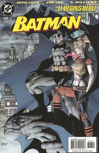 Batman and Robin - Harley Quinn Variant