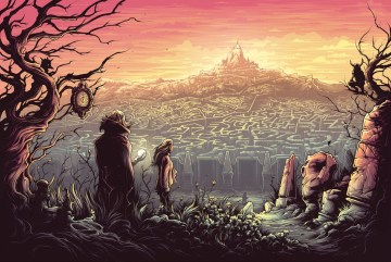 Gallery 1988 - Dan Mumford - Labyrinth