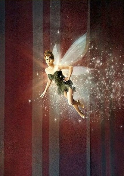 Tina Fey as Tinker Bell
