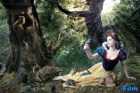 Rachel Weisz as Snow White