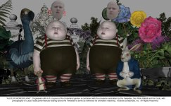 Alice in Wonderland: Tweedles Dodo Progression 4 of 6
