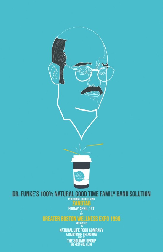 Dr Funky - Dr Funke's 100% Natural Good Time Family Band Solution