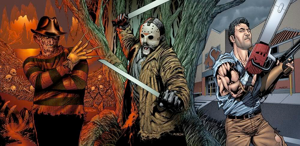 Early Fall Hd Wallpaper Bruce Campbell Explains Why A Freddy Vs Jason Vs Ash Movie