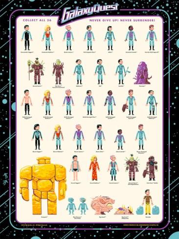 Galaxy Quest Prints