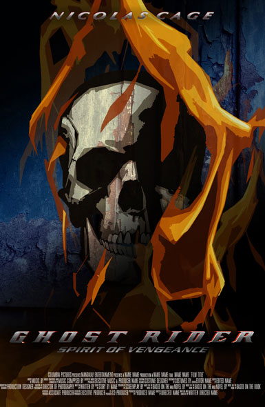ghost rider 2 Russell M