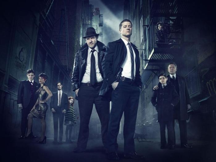 Gotham cast image