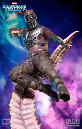 Guardians of the Galaxy 2 Diorama