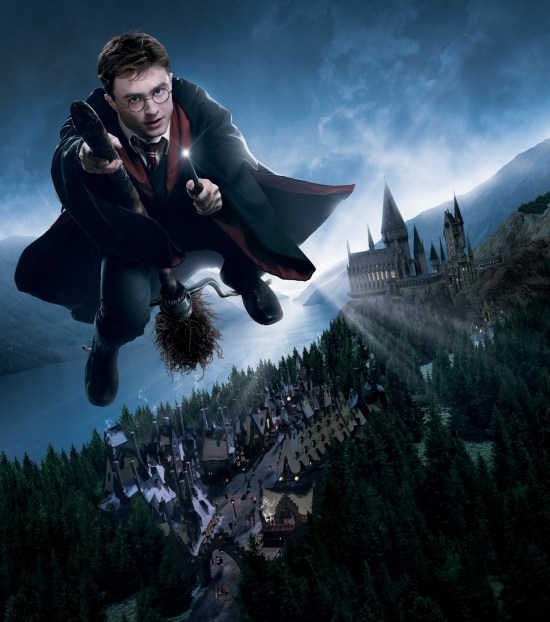 The Wizarding World of Harry Potter - Kucherlinskoe lake, Altai mountains (#3)