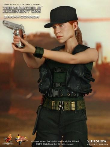 Hot Toys Sarah Connor Figure