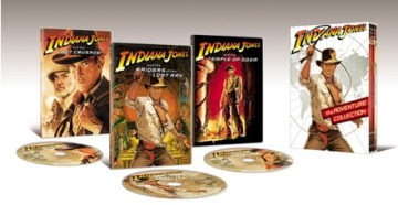 Contest: Indiana Jones - The Adventure Collection