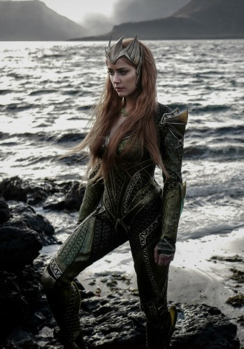 Justice League - Amber Heard as Mera