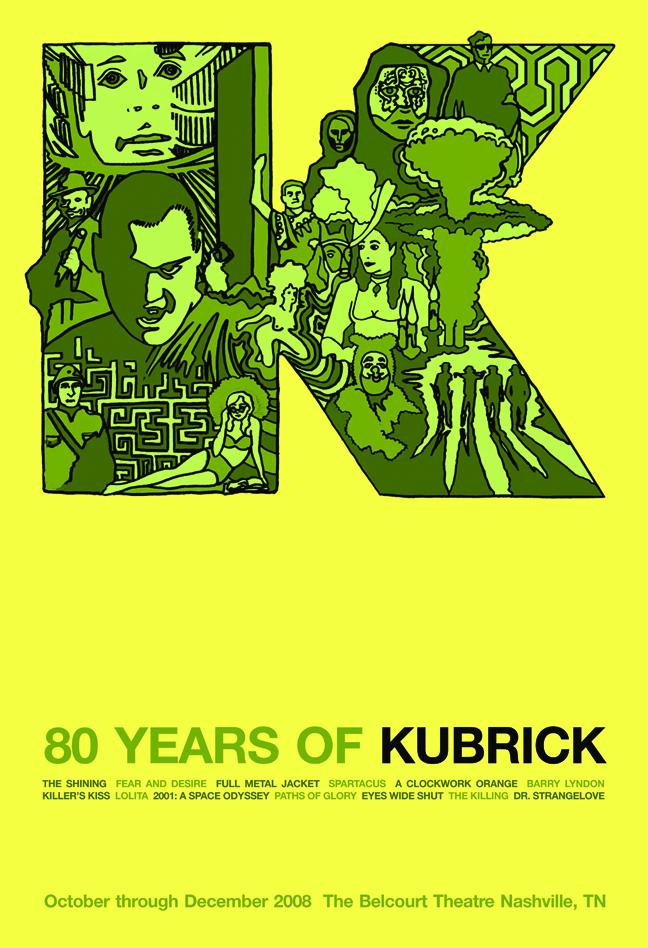 Stanley Kubrick - Sam's Myth
