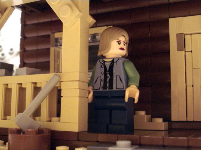 Lego Winter's Bone
