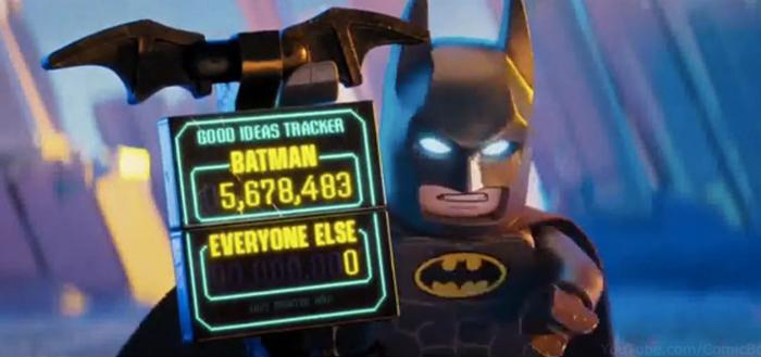 The LEGO Batman Movie TV Spots: Batman Has All The Good Ideas