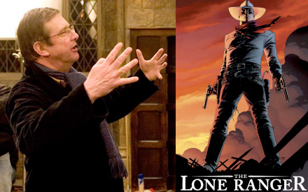 mike newell the lone ranger
