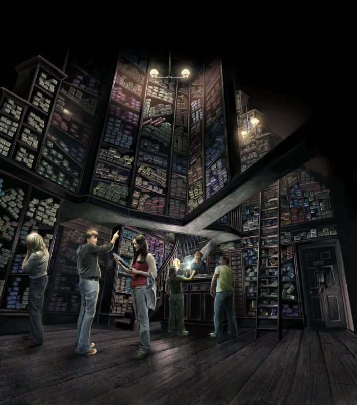 The Wizarding World of Harry Potter - Ollivanders