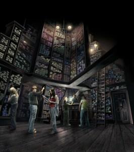 The Wizarding World of Harry Potter - Ollivanders