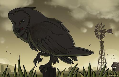 Newt - Owl