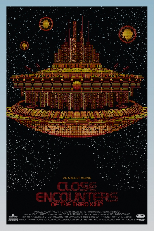 Close Encounters of the Third Kind (Variant)
