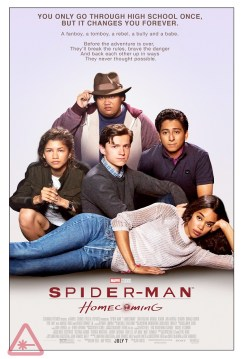 Spider-Man Homecoming - The Breakfast Club Poster