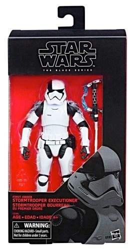 Star Wars The Last Jedi Black Series - Executioner