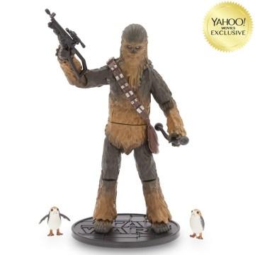 Star Wars: The Last Jedi Elite Series Figures