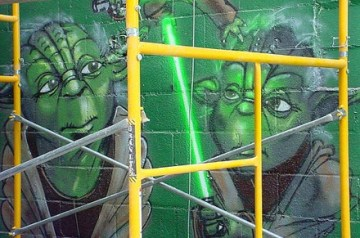Cool Stuff: Film Geek Graffiti