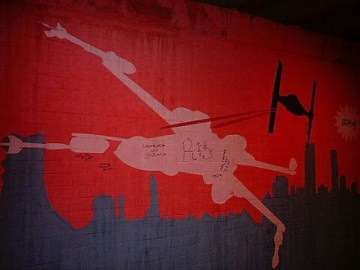 Cool Stuff: Film Geek Graffiti