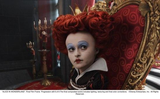 Alice in Wonderland: The Red Queen Progression 6 of 6